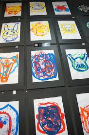middle art exhibition cabra dominican college art
