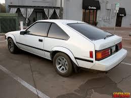 japanese sports cars 1982 1986 toyota supra mark ii genho
