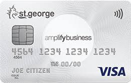 Visa Business Card Business Credit Cards St George Bank