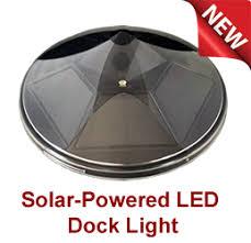 solar led dock lights ogm liberty star solar dock light orca green marine ogm led