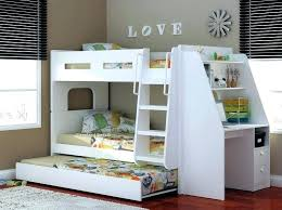 Bunk Bed With Desk And Trundle Loft Bed With Desk And Trundle L Shaped Bunk Beds For Sale Sgmun