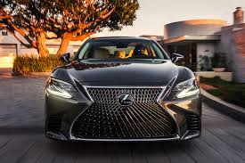 lexus ls options introducing the all new 2018 lexus ls 500
