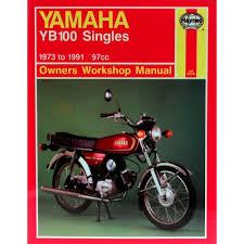 yamaha yb100 haynes manual