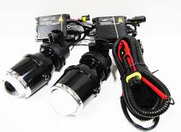 nissan frontier fog light kit projector hid fog lights kit xenon bulbs ballast relay for custom