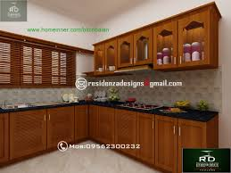 interior design of kitchen room kerala kitchen interior designs by residenza designs