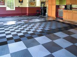 Diamond Tread Garage Flooring by Free Flow And Racedeck Diamond In Alloy And Graphite Garage