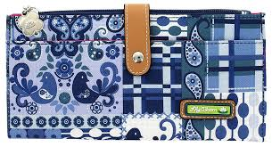 bloom wallet bloom travel wallet paisley bird pattern handbags shoe