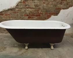 Retro Bathtubs Items Similar To Cast Iron Bathtub Couch On Etsy