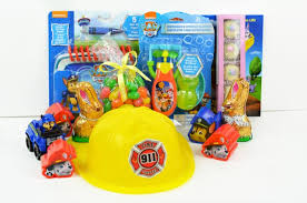 pre made easter baskets for toddlers diy paw patrol easter basket for a toddler simplistically living