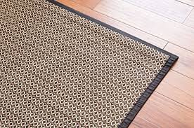 Bamboo Area Rugs Mats Woven Bamboo Area Rug 6x8 70 X 95