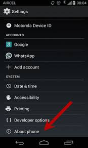 android phone update how to update any android phone through wifi 3g computer