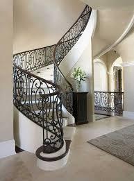 rambarde escalier design escalier moderne remarquable escalier colimaçon en marbre rambarde