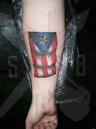 sidmaske puerto rican flag midwest indiana tattoo artist puerto