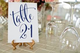 table numbers for wedding 1 30 navy wedding table numbers printable wedding table numbers