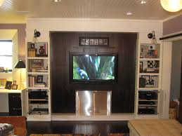 home decor built in media center cabinets with fireplace ideas