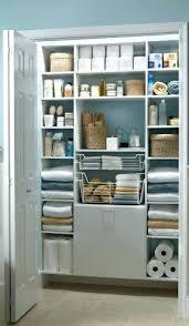 Bathroom Closet Shelves Linen Closet Shelving Depth Of Linen Closet Shelves Shelving Home