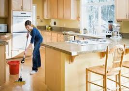how to mop your floor the right way