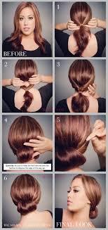 Frisuren Zum Selber Machen F D Ne Haare by Die Besten 25 Frisuren Ideen Auf