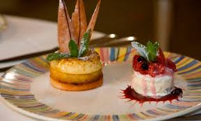 photo plat cuisine gastronomique plat 8 la cuisine française en trois coups de fourchette