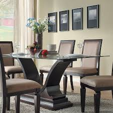 espresso rectangular dining table shop homelegance plano espresso rectangular dining table at lowes com