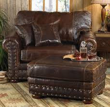 distressed leather recliner elegant chair shopping with