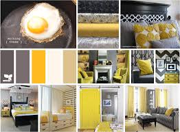 gray and yellow color schemes fine gray wall color schemes images the wall art decorations