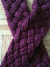 braided scarf braided scarf quaintrelle