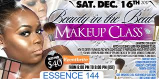 makeup classes beauty in the beat makeup class tickets sat dec 16 2017 at 5 00