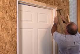 home depot interior door installation how to install interior door at the home depot