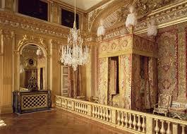 chambre louis 14 vue intérieure des appartements du roi chambre de louis xiv