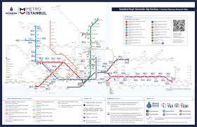 The L Train Map Metro Istanbul