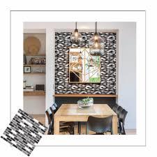 Kitchen Backsplash Wallpaper Online Get Cheap Kitchen Wallpaper Backsplash Aliexpress Com