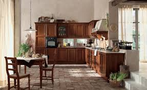 Mid Century Modern Kitchen Flooring by Minimalist Modern Kitchen Decorating Ideas Showing Brown Marble