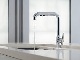 koehler kitchen faucets kohler purist faucet spence ideas