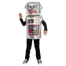 Kids Robot Halloween Costume Robot Costume Ebay