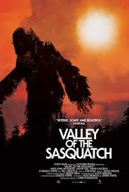 valley of the sasquatch u0027 trailer and poster discovered bloody