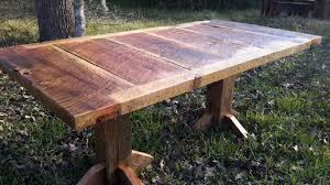 Barnwood Dining Room Tables by Handmade Montana Made Barnwood Dining Table By 406rustic