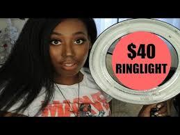 diva ring light amazon amazon neewer diva ring light review 2018 video
