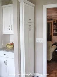 Narrow Kitchen Pantry Cabinet Narrow Pantry Cabinet Foter