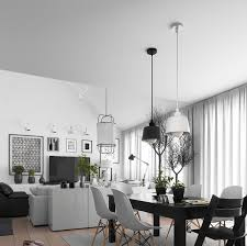 Living Room Light by 5 Simple And Achievable Scandinavian Apartment Designs