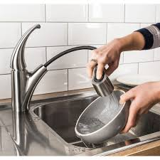 Valle Melbourne Mono Kitchen Sink Mixer Tap With Pull Out Rinser - Kitchen sink melbourne