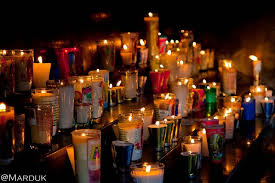 Why Do Catholics Light Candles Beyond Bed And Bath Candles In Latino Culture The Jesuit Post