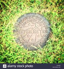 new orleans water meter cover style new orleans water meter cover stock photo 310491958 alamy