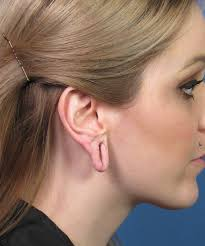 earrings for big earlobes 48 gages earring my ears to a 6