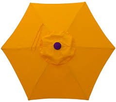 replacement canopy for 9 u0027 6 rib patio umbrella