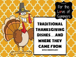 history of thanksgiving food powerpoint w 8 hilarious