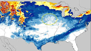Map Of The Midwest A Swath Of The Midwest Nearly Had Its Longest Wait Ever For The
