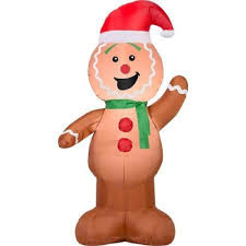 amazon com airblown inflatable outdoor christmas characters 4