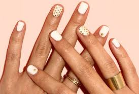 gold jewelry manicures nail polish colors that match with gold