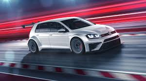 volkswagen gti vw gti tcr is one boss touring car roadshow